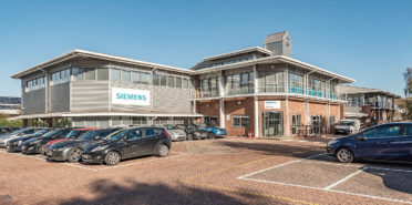 Modern single let office investment