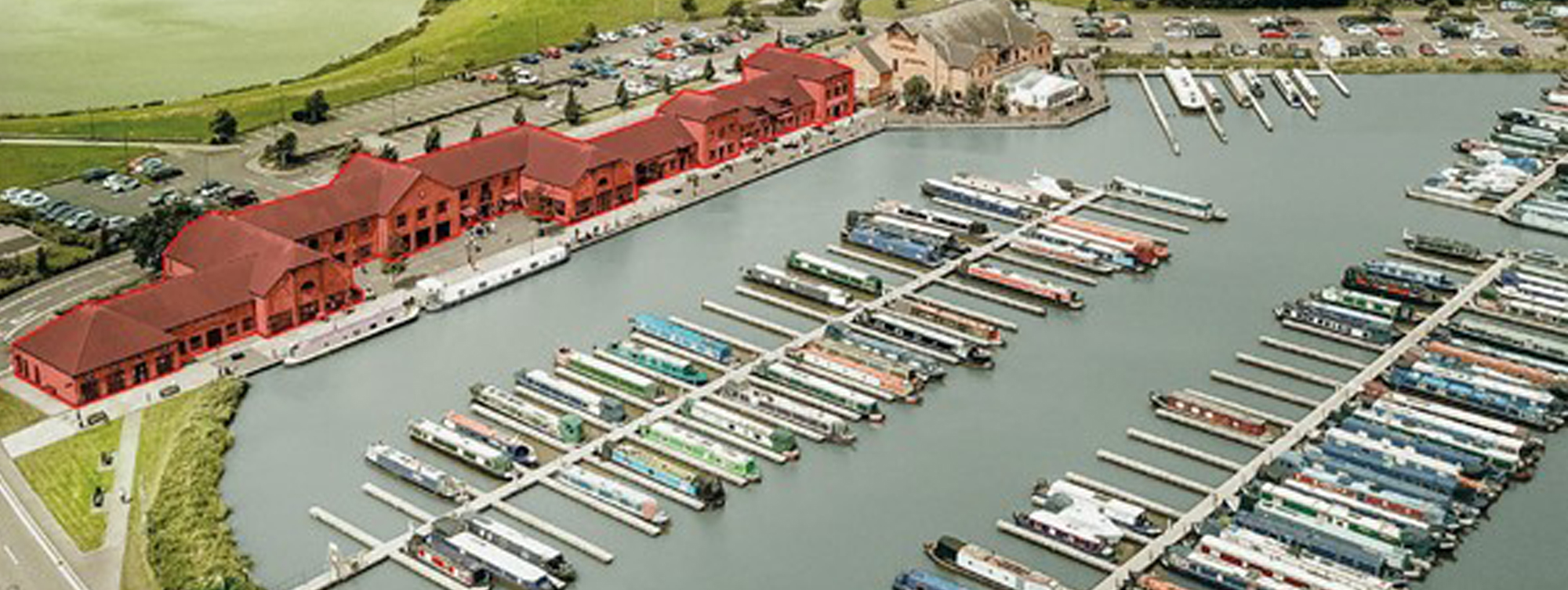 Barton Marina - Multi-let Retail Investment