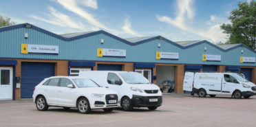Multi-let Industrial Investment - Old Hall Trading Estate
