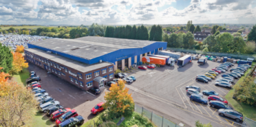 Single Let Industrial Investment in Birmingham