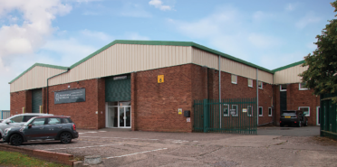 Single Let Industrial Investment in Burntwood