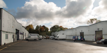 Multi Let Industrial Estate Investment, Telford