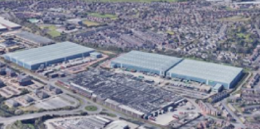 single let industrial unit investments located at Prologis Park, Stoke on Trent
