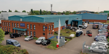 Single Let Industrial Unit Investment - Tamworth