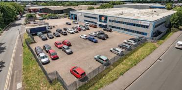 Detached Industrial Unit Investment - Minworth