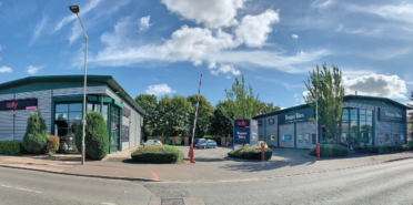 Trade Counter Investment - The Rex Centre, Peterborough
