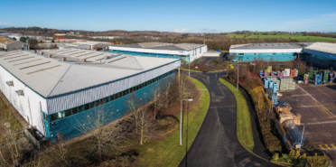 industrial investment Stafford Park 6, Telford