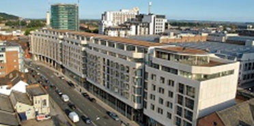 Mixed use scheme - Canal Street, Nottingham
