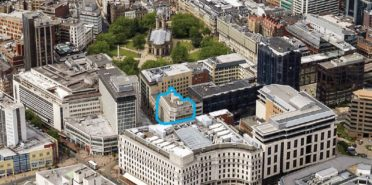 Mixed retail and office block investment - Birmingham