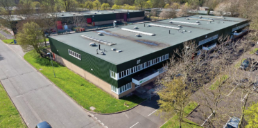 Sale of a Multi Let Industrial Estate - Redditch