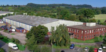 detached industrial unit investment Worcester