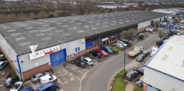 Acquisition of a single let industrial unit investment , Worcester