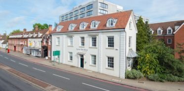 Single let office investment - Sollihull
