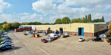 Sale of a multi let industrial estate, Centrovell Trading Estate