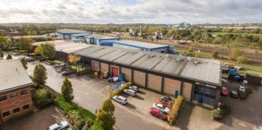 industrial estate investment in Banbury